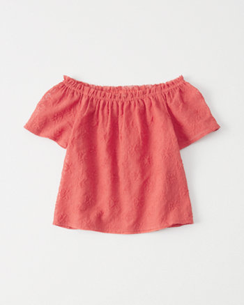 kids Off-The-Shoulder Top
