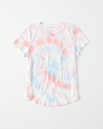kids icon pattern tee