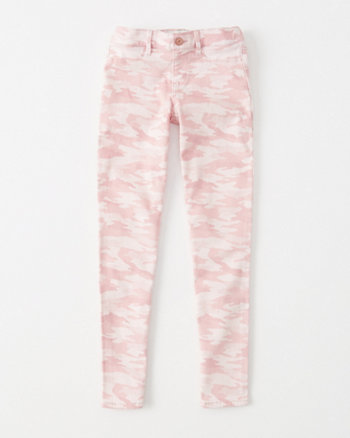 kids pull-on twill legging