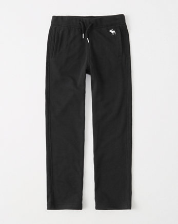 kids icon fleece sweatpants