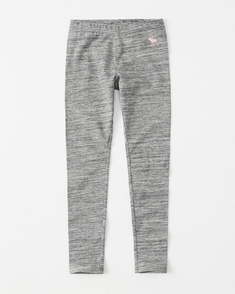 252513d74815c girls knit leggings | girls bottoms | Abercrombie.com