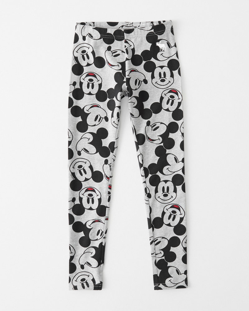 99413dc2ad309 girls mickey knit legging | girls clearance | Abercrombie.com