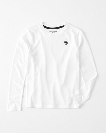 kids icon long-sleeve tee