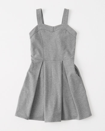 kids sweetheart skater dress