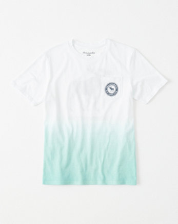 kids easy fit graphic tee