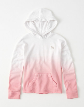 kids icon french terry hoodie
