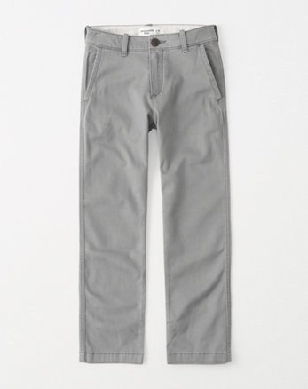 kids classic chino pants