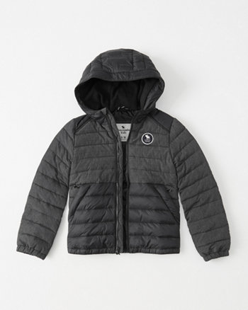 kids lightweight puffer