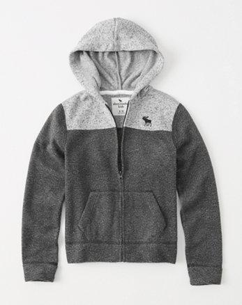 kids icon sweater fleece hoodie