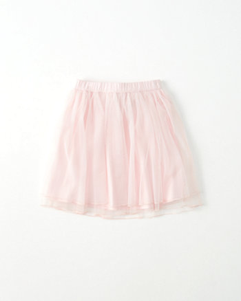 kids pull-on tutu skirt
