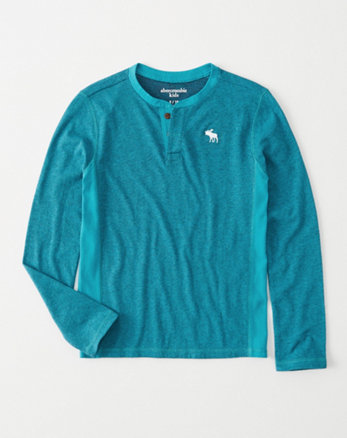 kids cozy icon henley