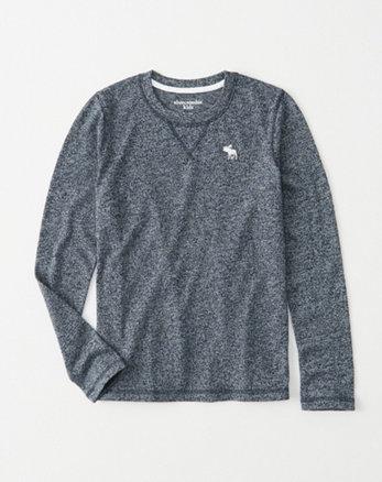 kids sweater knit icon tee