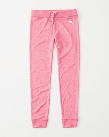 kids cozy fleece leggings
