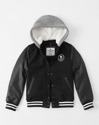 kids twofer varsity jacket