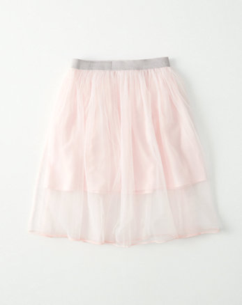 kids pull-on tutu midi skirt