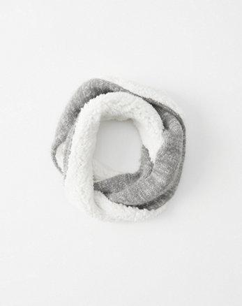 kids cozy infinity scarf