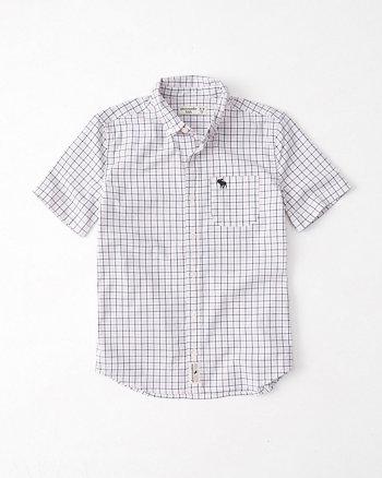 e991fc3debfd boys button-up shirts