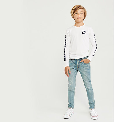 shopping the latest exquisite style boys jeans | abercrombie kids
