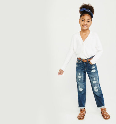 great discount so cheap latest discount Girls Jeans | abercrombie kids