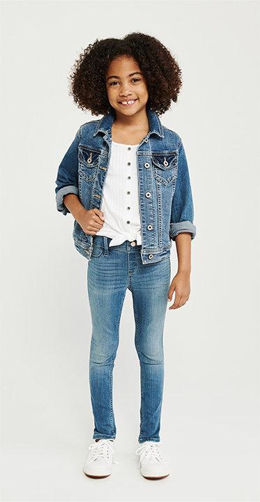 1f8be06ada1 girls jeans | abercrombie kids