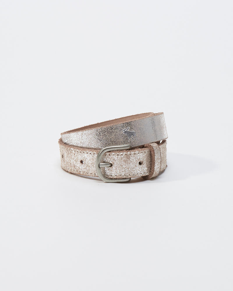 Shine Icon Belt by Abercrombie & Fitch