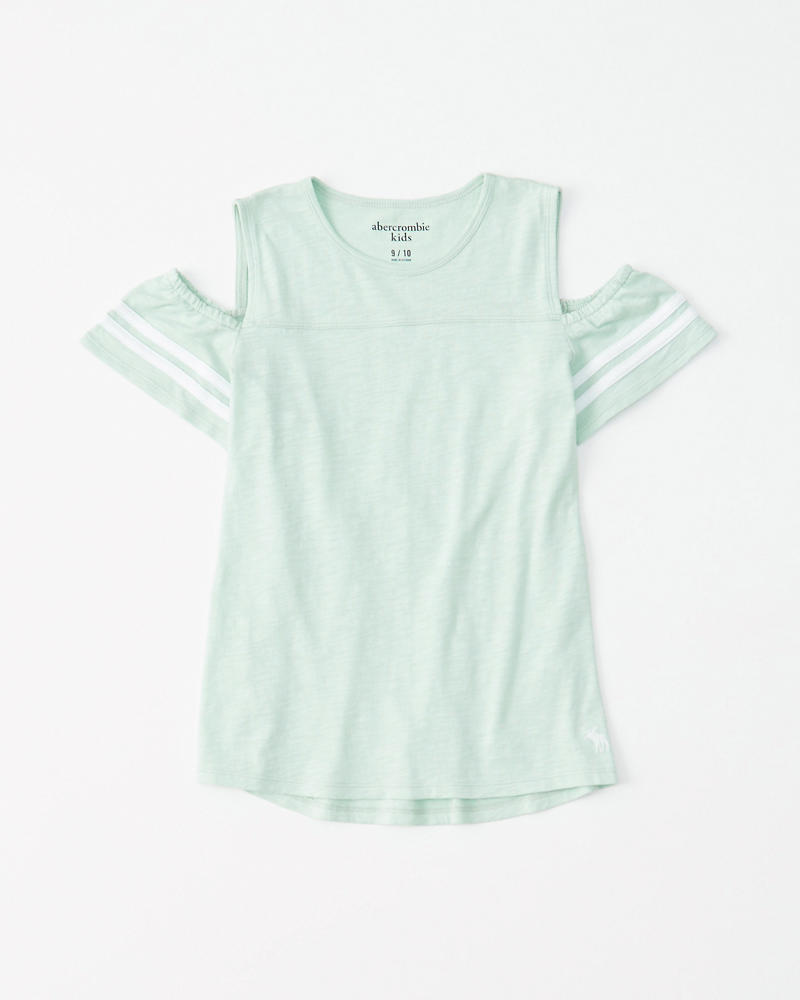 e1bee92ae06f2 ... cold shoulder top for young girls. product 1