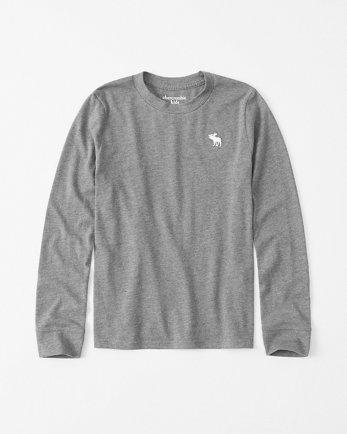 kidsicon long-sleeve tee