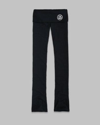 kids a&f yoga classic pants