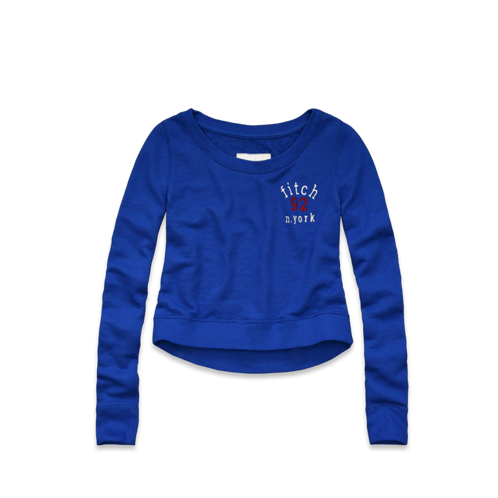 girls stephanie sweatshirt
