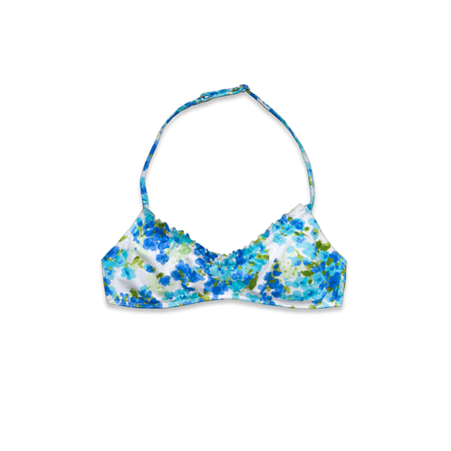 PRINTS christina swim top