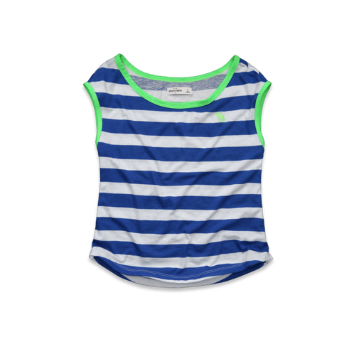STRIPES mia tank