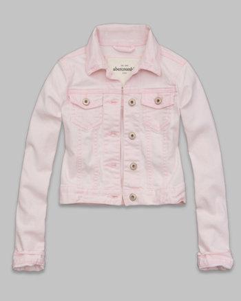 kids carley denim jacket