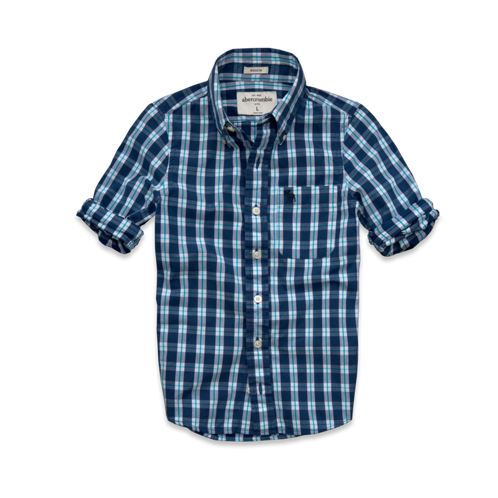 PLAIDS skylight mountain shirt