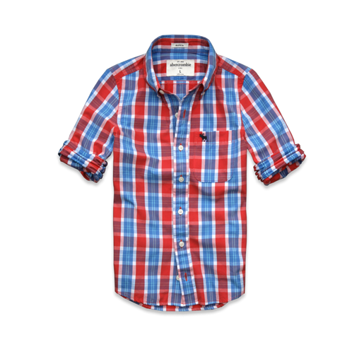 PLAIDS bald peak shirt