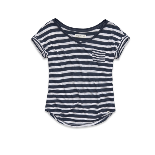 STRIPES dianne tee