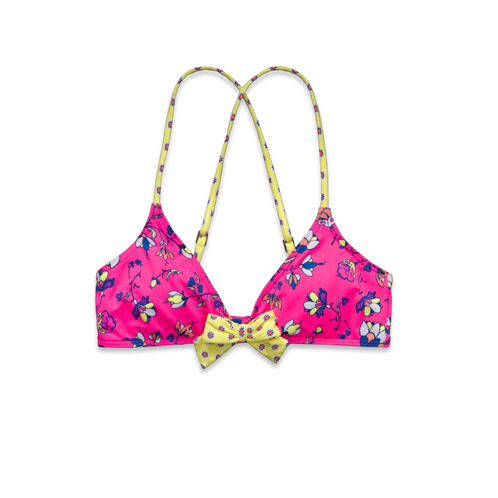 girls morgan swim top
