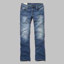 boys a&f boot jeans