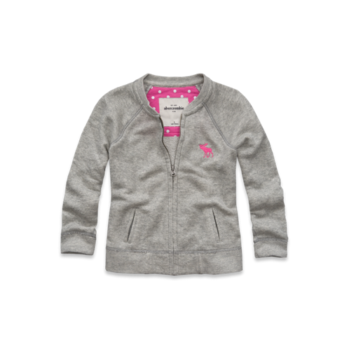 girls meredith bomber jacket
