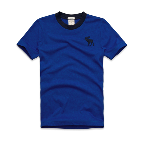 tops lost pond crew tee