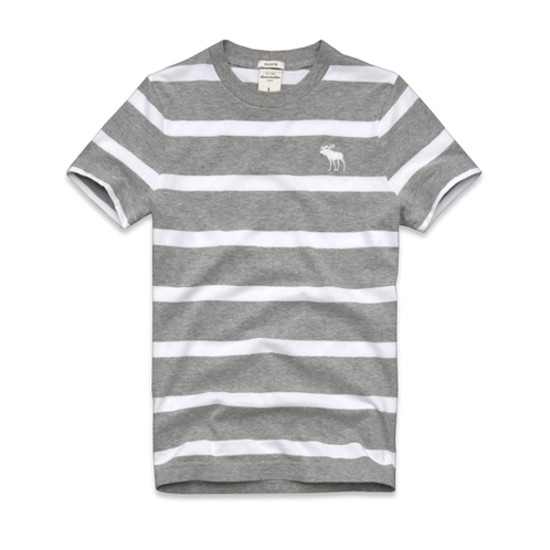 tops gothics mountain crew tee