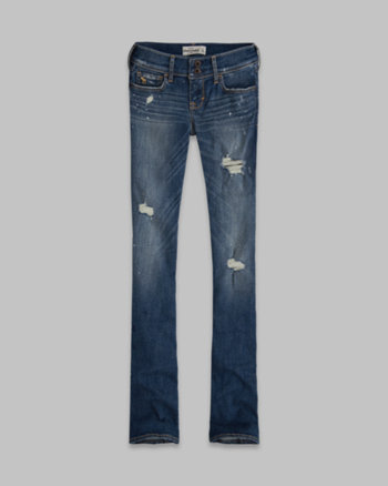 kids a&f flare jeans