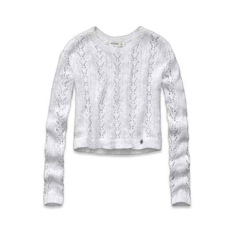 tops johanna shine sweater