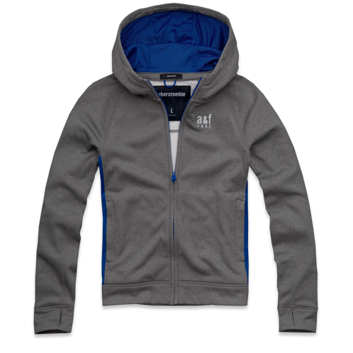 tops tech ready active hoodie