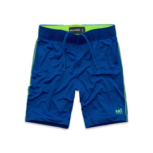 featured items a&f active shorts