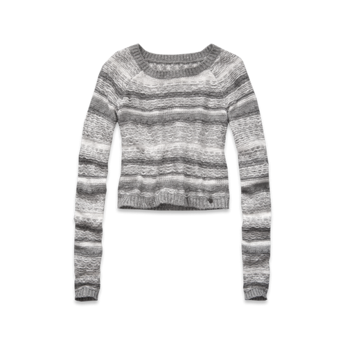girls shine pullover sweater