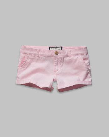 kids a&f low rise shorts