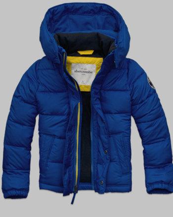 kids lightly lined puffer jacket