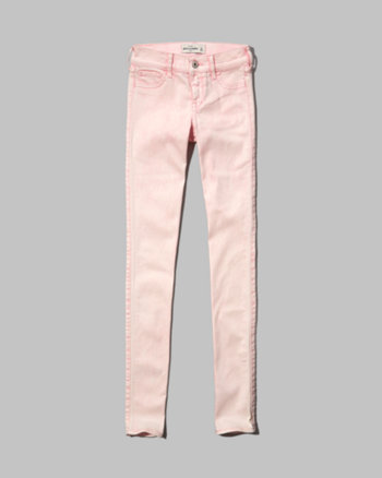 kids a&f hailey jeggings
