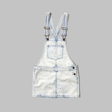 girls denim skirtalls