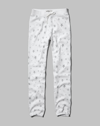 kids a&f banded sweatpants